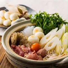 B001【着日指定可】【水木食品ストア】新鮮食材きりたんぽ鍋セット(5・6人前)【17000pt】