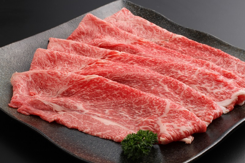 淡路ビーフ(神戸ビーフ)A4ランク しゃぶしゃぶ用 上赤身肉 500g