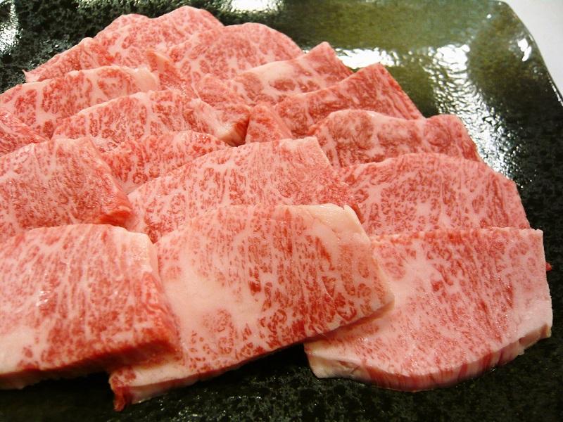 淡路ビーフ(神戸ビーフ)A4ランク 焼肉カルビ 500g