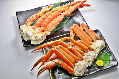 503-226-C二大饗宴タラバガニ・ズワイガニ