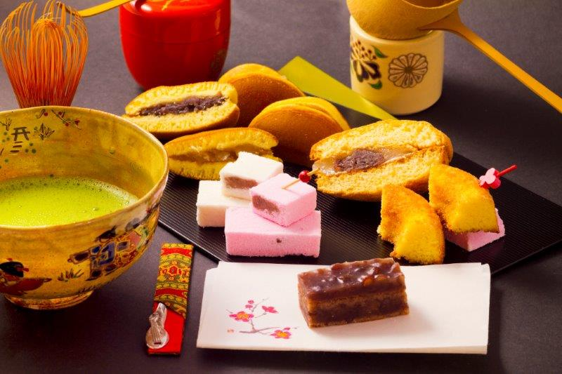 老舗菓子工房 阿蘇の人気スイーツ★「和菓子セット」