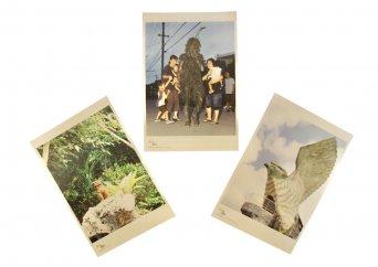 宮古島ポストカード 3枚セット(タテ)