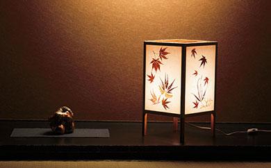 鶴田手漉和紙 行灯(あんどん)