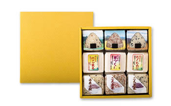 【ネット限定・数量限定】彩りご飯のお米と福吉産のお米3品種のギフトセット