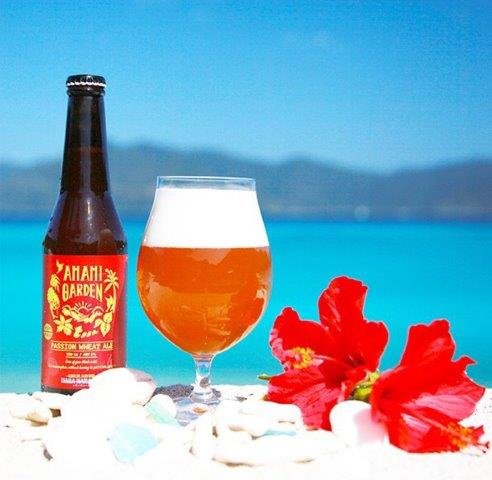 奄美群島地ビール AMAMIGARDEN PASSION WHEAT ALE (アマミガーデン パッションウィートエール) 330ml×6本