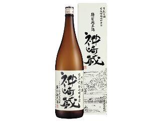 仁勇特別純米神崎蔵1800ml(化粧箱入り)