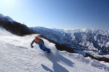 南魚沼エリア10のスキー場から毎日えらべる!!リフト2日券付宿泊パック!!