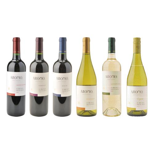 チリワイン 品種別6本セット