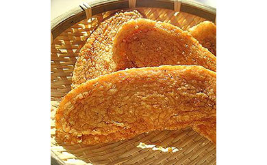 煎餅ツーも舌鼓!純国産餅米100%★極上かきもち『銚子揚げ』4種セット