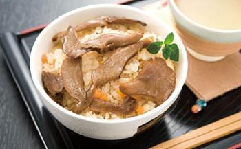 【ご自宅用】ぷりぷり食感!お手軽!美味しい!あわび茸の炊きこみご飯の素 5個セット