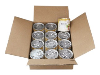 国産フルーツ缶詰 3種類 各12缶セット