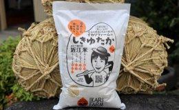 【29年産】すっごいもちもち「しきゆたか」玄米5kg【C001-C】