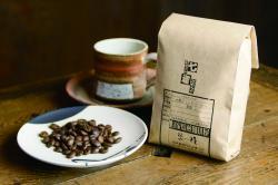自家焙煎の七運ブレンドコーヒー(中挽き)2個
