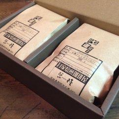 AS01-C自家焙煎の七運ブレンドコーヒー(豆のまま)2個
