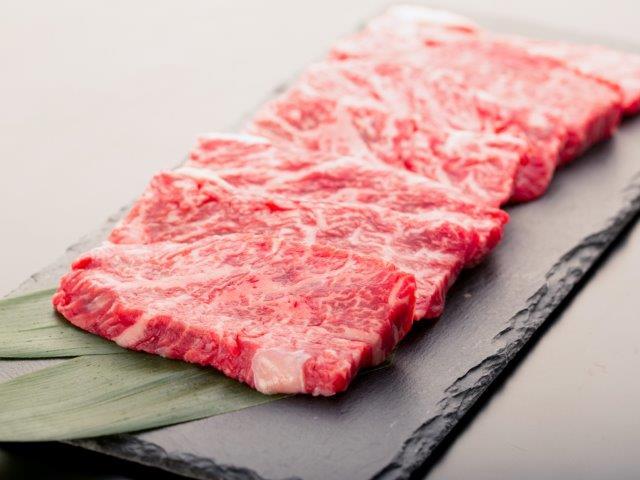 【牧場直売店】神戸ビーフ 上カルビ焼肉 600g