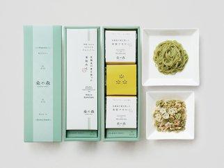 桑の森「グルテンフリー米粉めん・マカロニ」セット