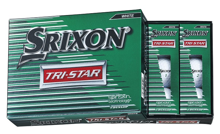 AR01ダンロップ スリクソン TRI-STAR 2ダース