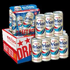 オリオンドラフト生500ml24缶入
