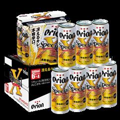 オリオン スペシャルエックス 500ml 24缶入