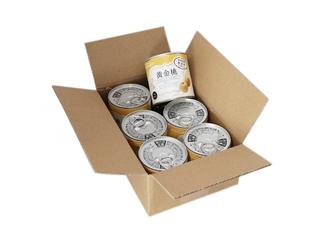 黄金桃缶詰一口サイズ 6缶セット