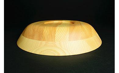 箱根の間伐材を利用したディッシュLLサイズ