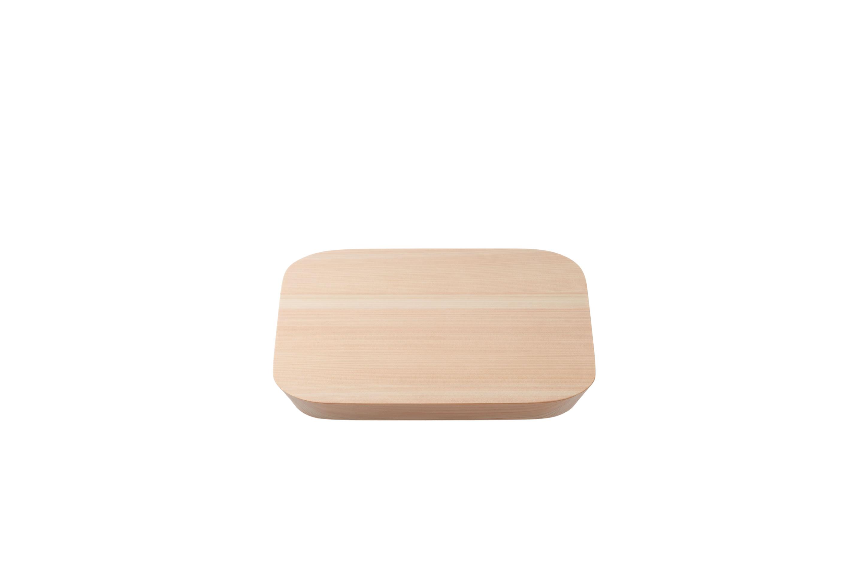 箱根の間伐材を利用したカッティングボード(丸)3セット