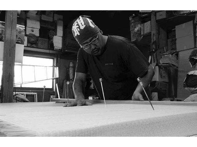 「和座一針」青柳畳店が手掛ける本物の畳新規(1帖分)