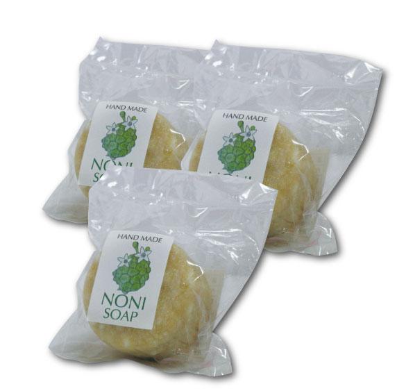 ノニ石鹸 3個