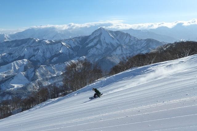 【石打丸山スキー場】リフト1日券(大人)
