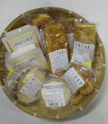 地産地消 里山の恵み2 豆腐と揚物セット