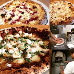 REICAFEこだわりの本格石窯ピザ人気のスペシャリテ3種