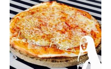 とろっととろ~り3種類のチーズピザ