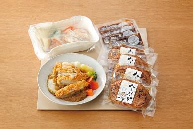【高島屋がお届けする】ハンバーグ&焼きカレー