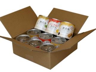 国産フルーツ缶詰 3種類 各3缶セット