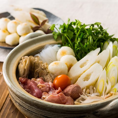 B008【着日指定可】【水木食品ストア】新鮮食材きりたんぽ・焼きだまこ鍋セット(12人前)【32,000pt】