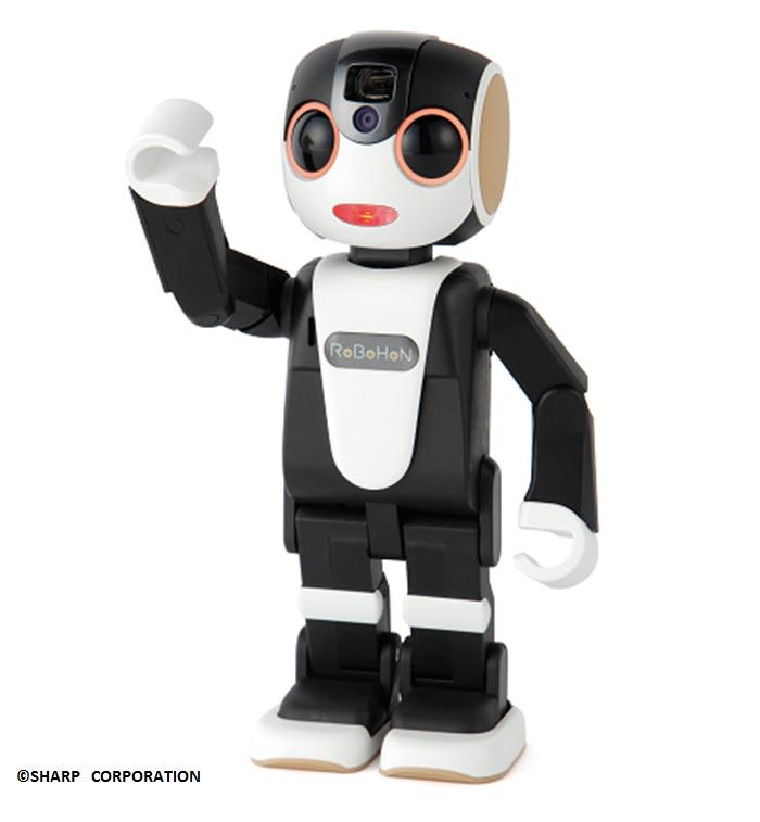 """【期間限定】モバイル型ロボット""""RoBoHoN"""" ロボホン(3G・LTE)"""