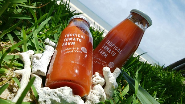 トロピカルトマトジュース
