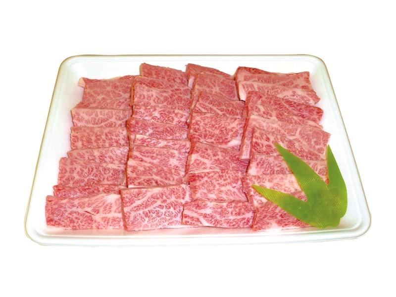 北海道産美幌和牛カルビ(焼肉用)650g詰