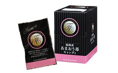 九州贅沢リッチキャンディ あまおう苺味