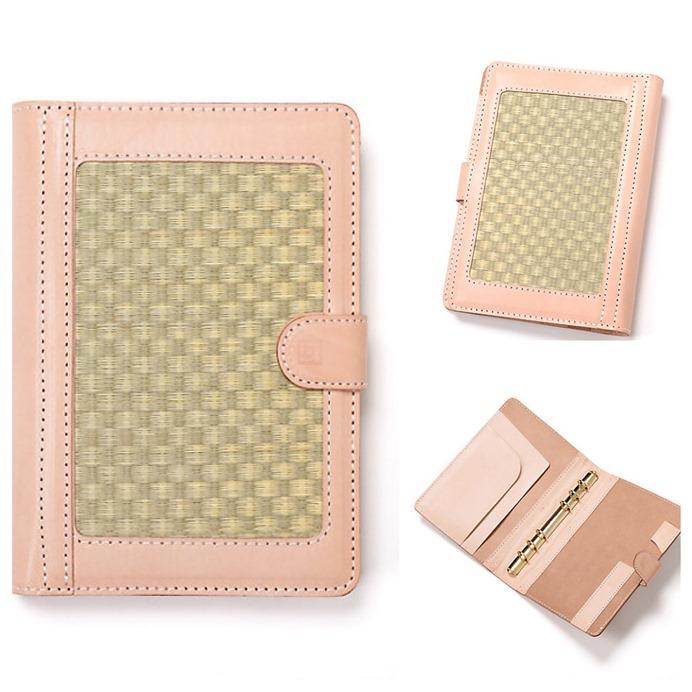 青柳畳店TATAMI-diarybook畳の手帳