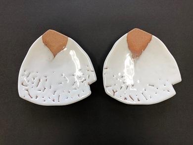 白萩銘々皿