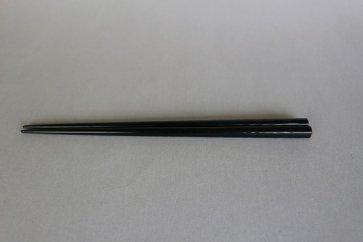 鎌倉彫 箸 黒