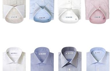 MADEINTAMANOの高品質紳士用オーダーシャツ<CustomOrder>+チーフセット