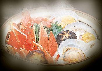 オホーツク美味海鮮ちゃんこ鍋セット