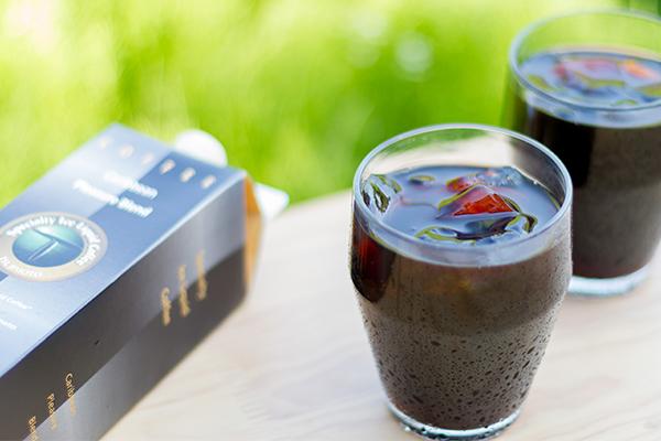 スペシャルティアイスコーヒー カリビアンプレジャーブレンド[無糖]1,000ml×12本