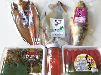 大川商店「海の幸セット」