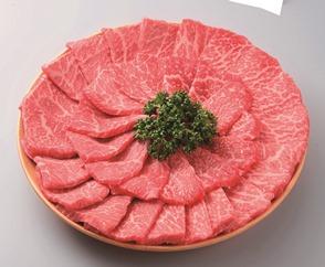 黒毛和牛超特選モモスライス(焼肉用)500g