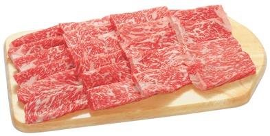 黒毛和牛超特選ローススライス(焼肉用)500g