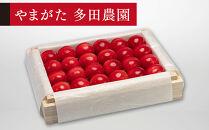【特選ダイアナブライト】桐箱詰約300g【やまのべ多田耕太郎のさくらんぼ多田農園】