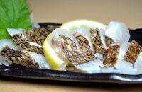 【紀州漁彩】旨味をぎゅっと濃縮した塩熟真鯛≪炙り≫(片身)